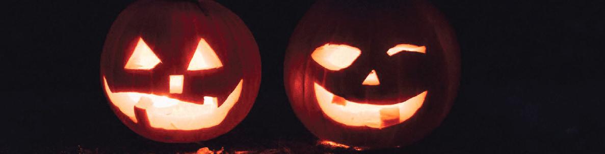 Halloween Spook Mental Health Group Night