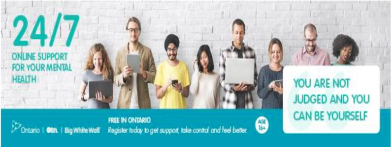New online peer support and self-management tool free in Ontario